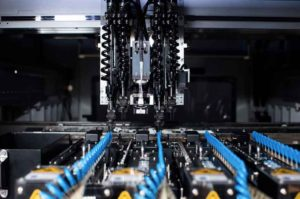 Divergent Innovation Electronics Manufacturing Through Hole Pick and Place