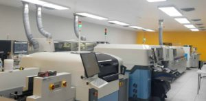 Divergent Innovation Precision Electronics Manufacturing turkey production clan room