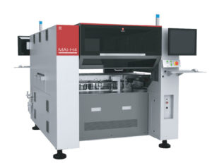Divergent Innovation MAI H4 through hole pick and place machine