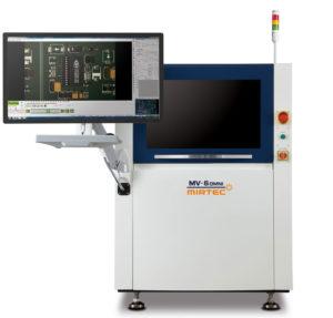 Divergent Innovation MIRTEC MV-6 OMNI 3D Optical Inspector