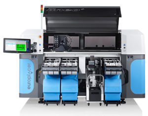 Europlacer iineo+ Divergent Innovations Pick and Place Machine
