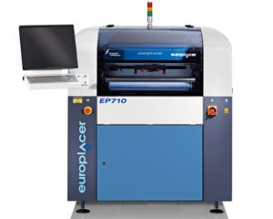 Divergent Innovation SP 710 PCB board printer